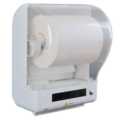 Ksitex Z-1011/1 сенсорный диспенсер для полотенец в рулонах (фотография)