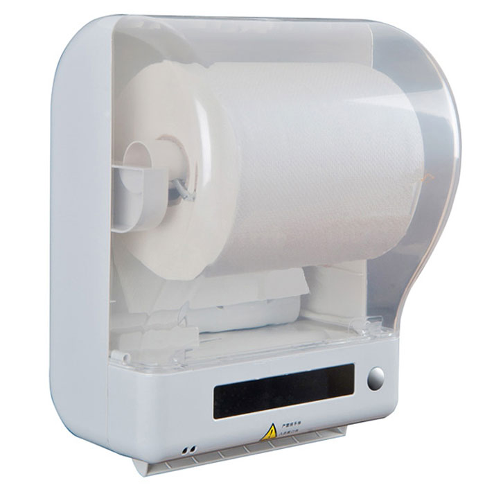 Ksitex Z-1011/1 сенсорный диспенсер для полотенец в рулонах