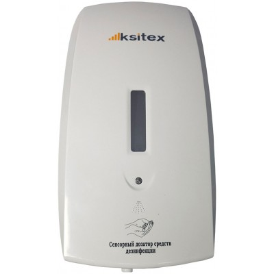 Ksitex ADD-1000W сенсорный дозатор для антисептика (фотография)