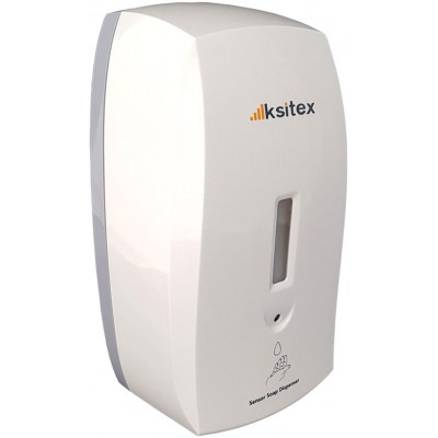 Ksitex ASD-1000W сенсорный дозатор для жидкого мыла (фотография)