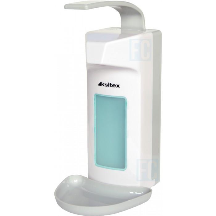 Локтевой дозатор для жидкого мыла Ksitex DES-1000