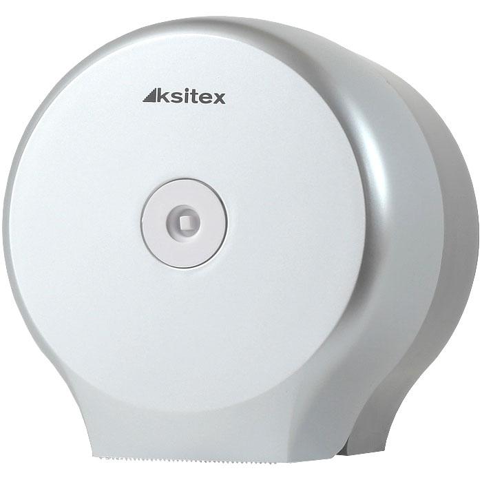 Ksitex TH-8127F диспенсер для туалетной бумаги в бытовых рулонах