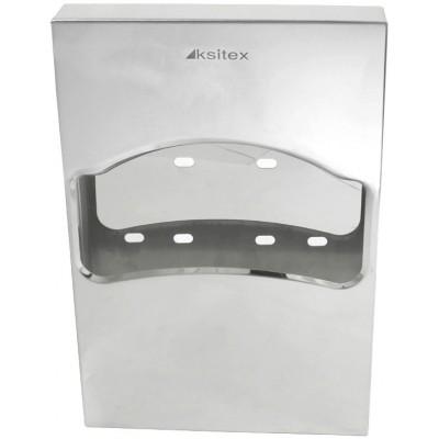 Диспенсер для покрытий на унитаз Ksitex TCN-506-1/4 спереди