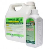 Макси-Дез М для дезинфекции поверхностей и инструментов