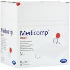 Салфетки с Y-образным вырезом 10 х 10 см Медикомп дрейн, 50 шт.