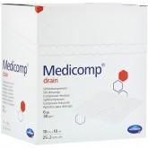 Медикомп дрейн салфетки с Y-образным вырезом 10 х 10 см, 50 шт.