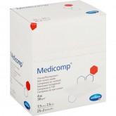 Медикомп салфетки из нетканого материала 7,5 х 7,5 см, 50 шт.