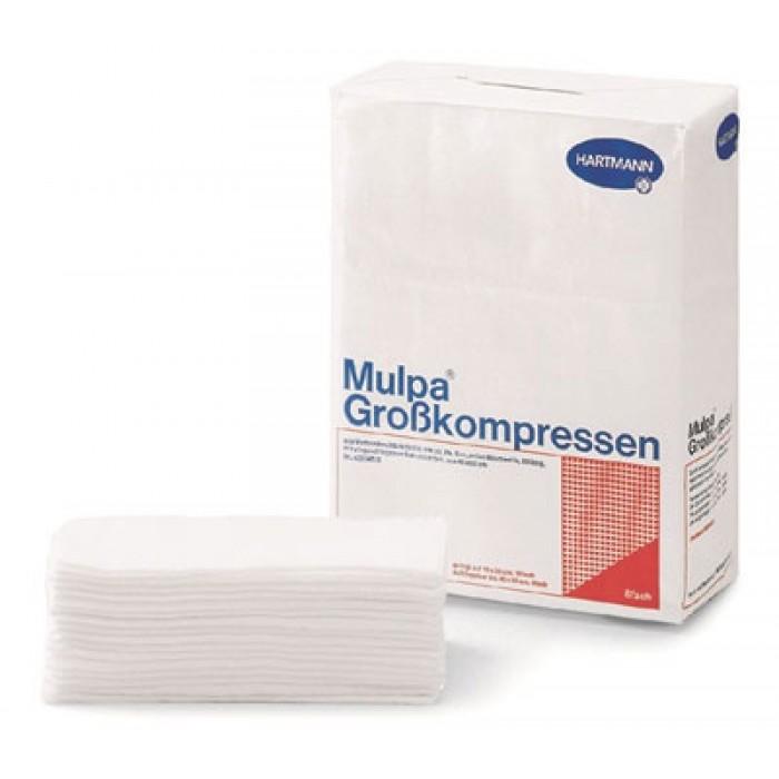 Mulpa (Мульпа) марлевые салфетки большого размера, нестерильные
