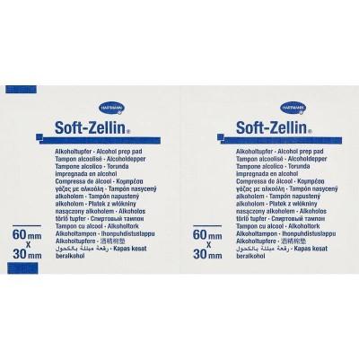 Салфетки для инъекций Софт-Целлин