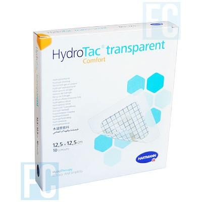 ГидроТак транспарент комфорт гидрогелевая повязка, самоклеящаяся (фотография)