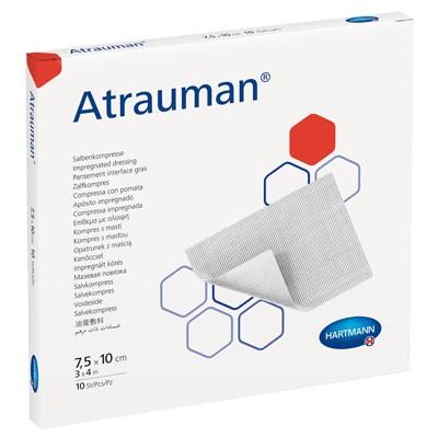 Атрауман мазевая повязка, стерильная (фотография)