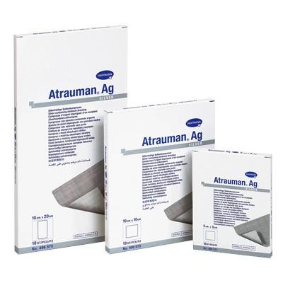Атрауман АГ мазевая повязка с серебром, 10 шт. (фотография)