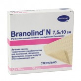 Branolind N мазевая повязка с перуанским бальзамом