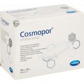 Космопор Антибактериал пластырная повязка с серебром 10 х 8 см, 25 шт.