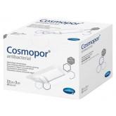 Cosmopor Antibacterial серебросодержащие самоклеящиеся послеоперационные повязки, стерильные..