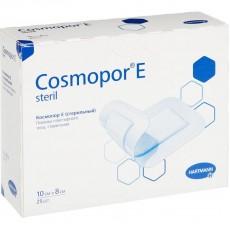 Космопор Е стерил пластырная повязка 10 х 8 см, 25 шт.