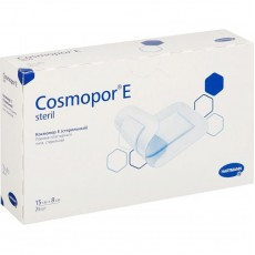 Космопор Е стерил пластырная повязка 15 х 8 см, 25 шт.