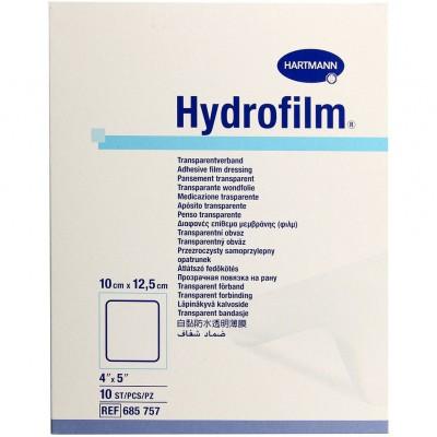 Пленочная повязка 10 х 12,5 см Гидрофилм