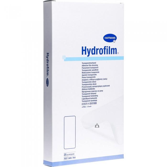 Гидрофилм пленочная повязка 10 х 25 см, 25 шт.