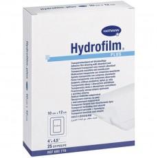 Гидрофилм Плюс пленочная повязка 10 х 12 см, 25 шт.