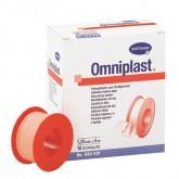 Omniplast фиксирующий пластырь из текстильной ткани