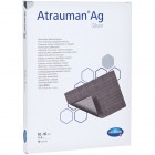 Атрауман АГ мазевая повязка с серебром 10 х 10 см, 10 шт.