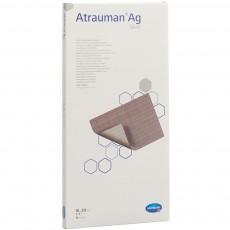 Мазевая повязка с серебром Атрауман АГ 10 х 20 см, 10 шт.