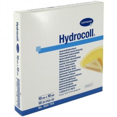 Гидроколл гидроколлоидная повязка 10 х 10 см, 10 шт. (фотография)