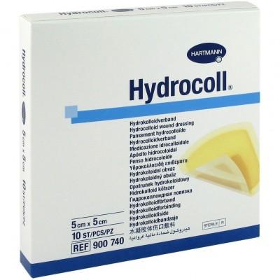 Гидроколл гидроколлоидная повязка 5 х 5 см, 10 шт. (фотография)