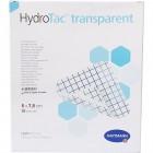 ГидроТак транспарент гидрогелевая повязка 5 х 7,5 см, 10 шт.