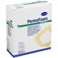 Губчатая повязка ПемаФом комфорт 8 х 8 см, 10 шт.
