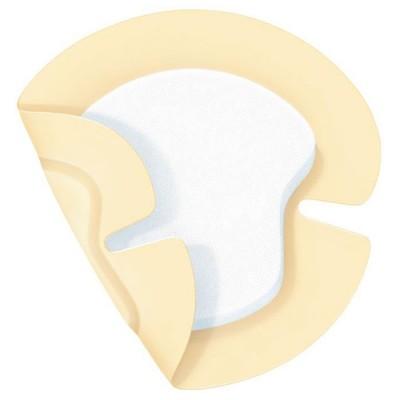 ПемаФом конкейв губчатая повязка на пятку и локти 16,5 х 18 см, 3 шт.