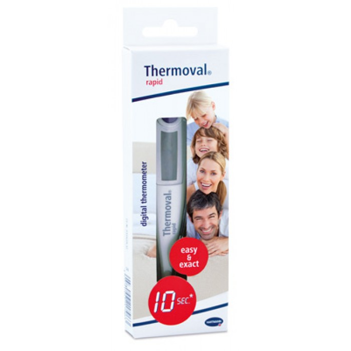 Thermoval rapid электронный термометр для сверхбыстрого измерения температуры