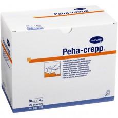 Пеха-крепп фиксирующий бинт 4 м х 10 см, 20 шт.