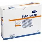Пеха-крепп фиксирующий бинт 4 м х 4 см, 20 шт.