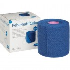 Пеха-Хафт синий самофиксирующийся бинт 20 м