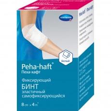 Пеха-Хафт самофиксирующийся бинт 4 м х 8 см