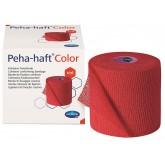 Пеха-Хафт красный самофиксирующийся бинт 20 м