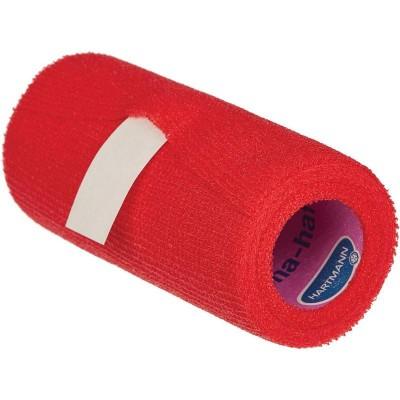 Бинт 4 м х 10 см Пеха-Хафт красный