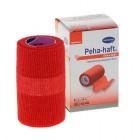 Пеха-Хафт красный самофиксирующийся бинт 4 м