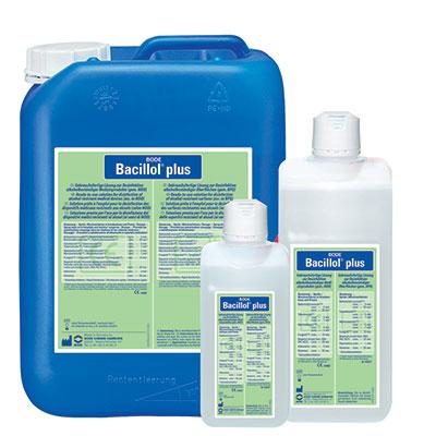 Бациллол плюс средство для экстренной дезинфекции поверхностей (фотография)