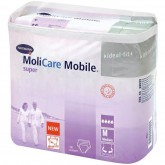 MoliCare Mobile super размер M подгузники-трусы для взрослых, 14 шт.