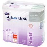 Подгузники-трусы для взрослых MoliCare Mobile super размер S, 14 шт.