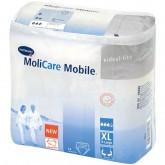 MoliCare Mobile размер XL подгузники-трусы для взрослых, 14 шт.