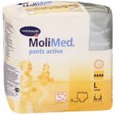 MoliMed pants active размер L подгузники-трусы для женщин, 10 шт.