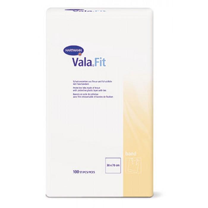 Вала Фит бенд нагрудник для кормления взрослых, 150 шт.