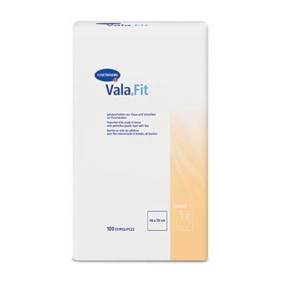 Вала Фит тейп нагрудник для кормления взрослых, 100 шт. (фотография)