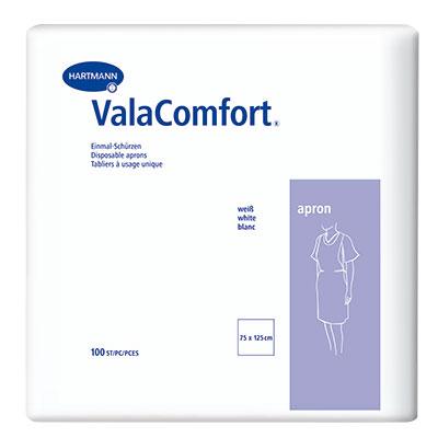Vala Comfort (Вала Комфорт) одноразовые полиэтиленовые фартуки (фотография)