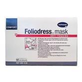 Foliodress mask Comfort Anti fogging медицинские маски с защитой от запотевания очков, 50 шт.