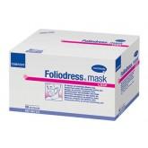 Foliodress mask Comfort loop медицинские маски на резинках, 50 шт.